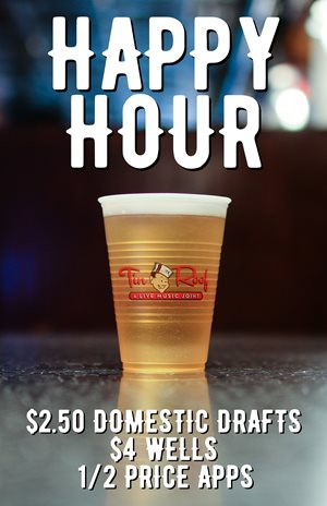 All Day Happy Hour!